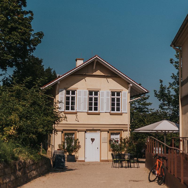 1819 Bistro am Wirtemberg Psalmistenhaus